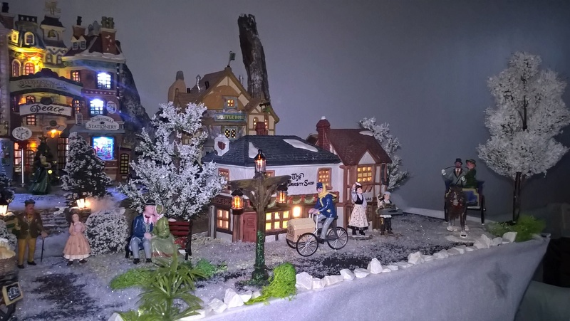 The small country of Eliott and Laura under the snow. (Elodie) 15391510