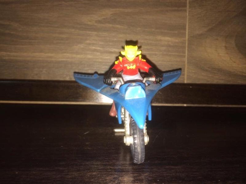 JEEG ROBOT ACCIAIO REPRO KOTETSU HIROSHI SHIBA CYCLE MOTOR BIKE NO POPY JAPAN VINTAGE 16195711