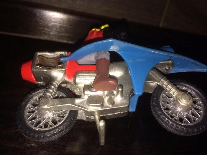 JEEG ROBOT ACCIAIO REPRO KOTETSU HIROSHI SHIBA CYCLE MOTOR BIKE NO POPY JAPAN VINTAGE 16195911