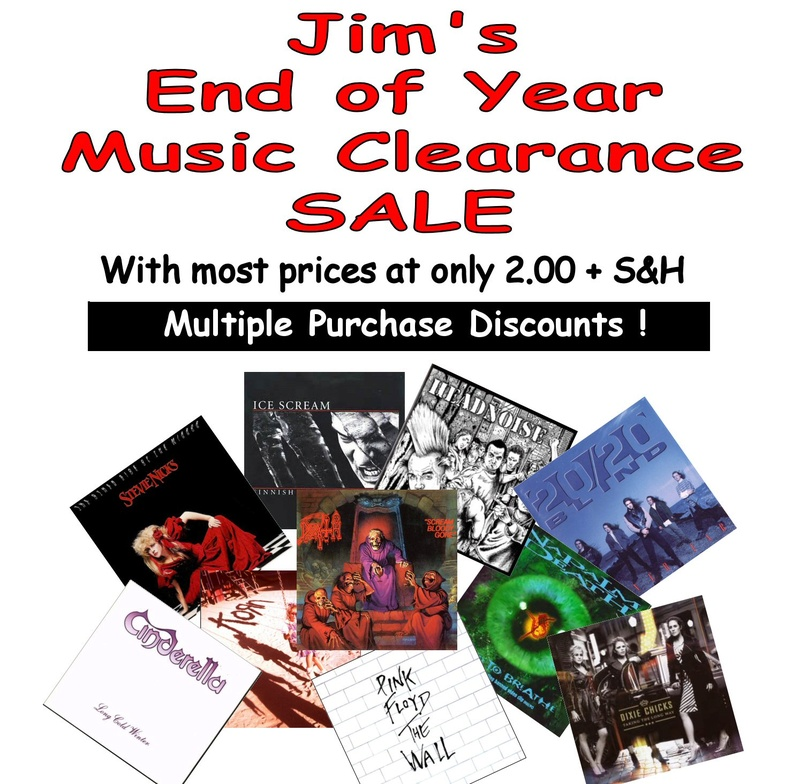 Jim's Music Sale 2016 to 2017 Music_10
