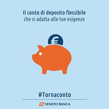 APERTURA CONTO DEPOSITO TORNACONTO (VENETO BANCA) Aaa11