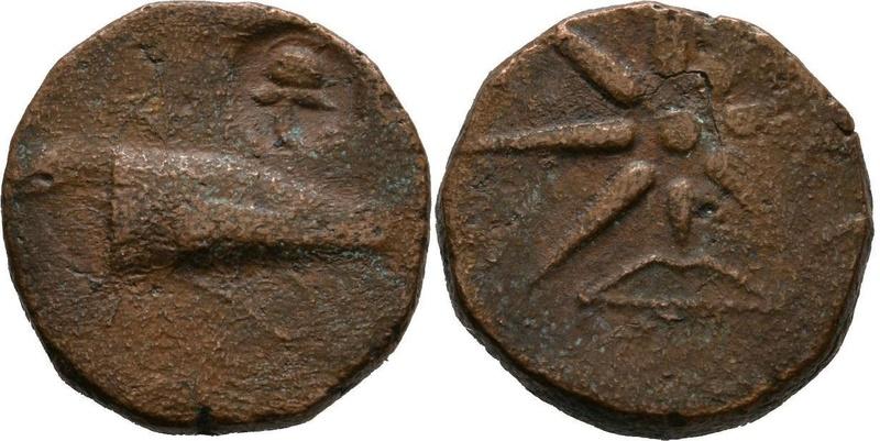 Mitridates VI Eupator. Ponto Amisos 130-100 aC. Pontos10