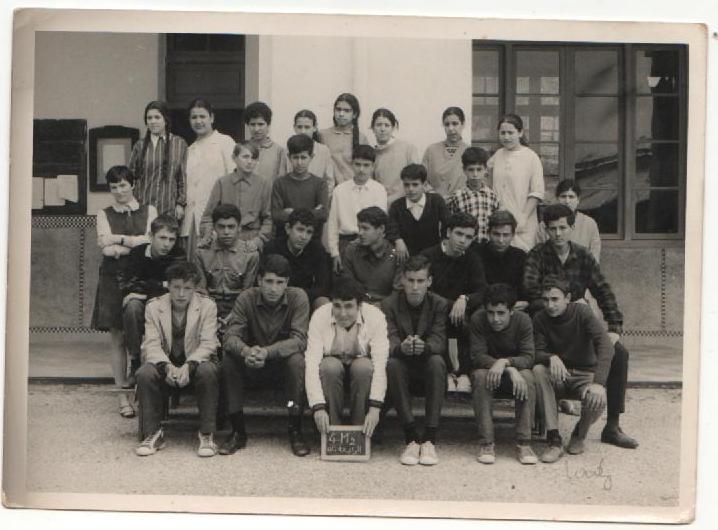 Collège Mohamed Lounis 1110