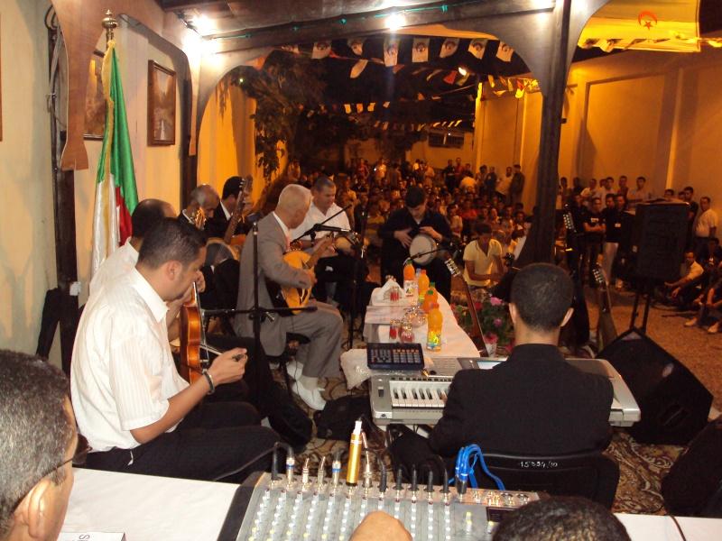 semaine culturele a la maison de culture de dellys  Dsc03112