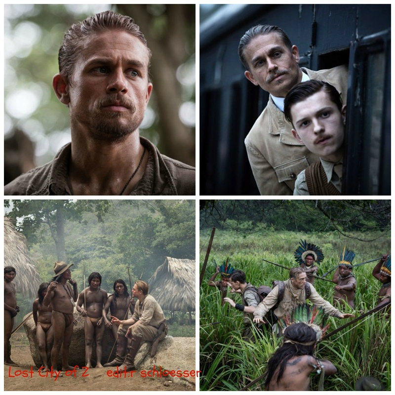 Lost City Of Z : La cité perdue de Z (2017) Action, Historique, Aventure C1ms_110