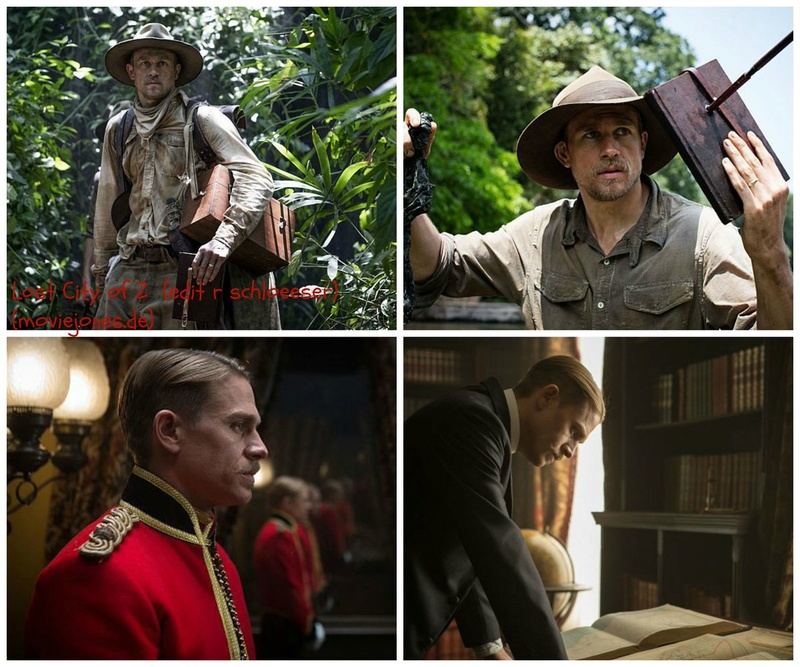 Lost City Of Z : La cité perdue de Z (2017) Action, Historique, Aventure C1msfo10