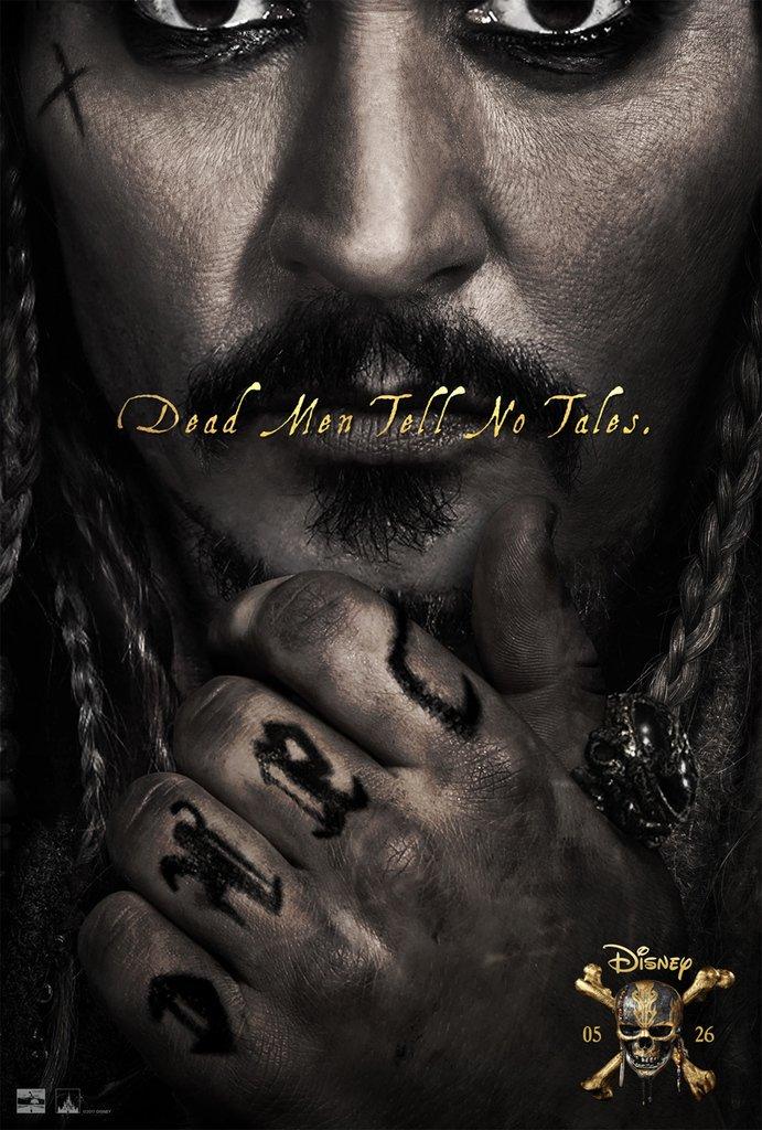Pirates des Caraïbes 5 : La Vengeance de Salazar de Disney (2017)  C38zsj10