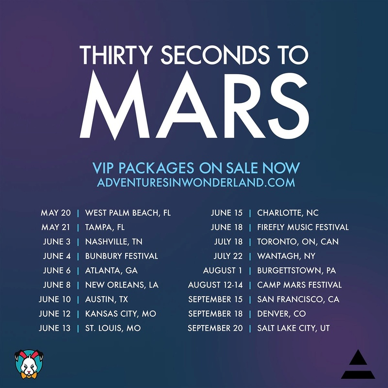 Muse + Thirty Seconds To Mars : Tournée aux USA de mai à septembre 2017  C4hanw10