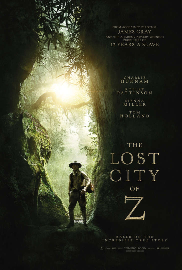 Lost City Of Z : La cité perdue de Z (2017) Action, Historique, Aventure Hvw2oc10