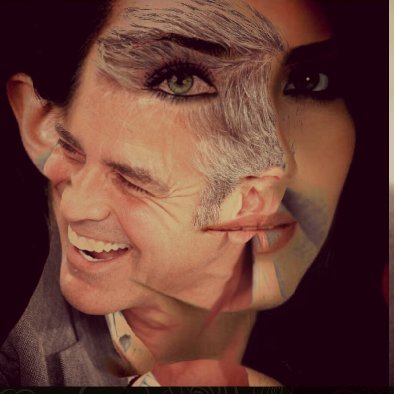 George Clooney and Tuba Buyukustun photshopped pictures - Page 17 Picsar10