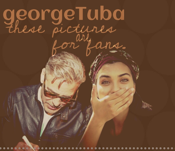 George Clooney and Tuba Buyukustun photshopped pictures - Page 17 Picsar13