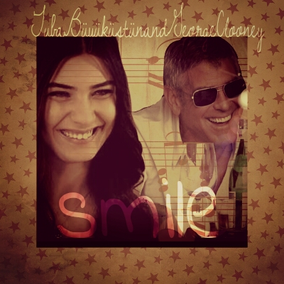 George Clooney and Tuba Buyukustun photshopped pictures - Page 17 Picsar15
