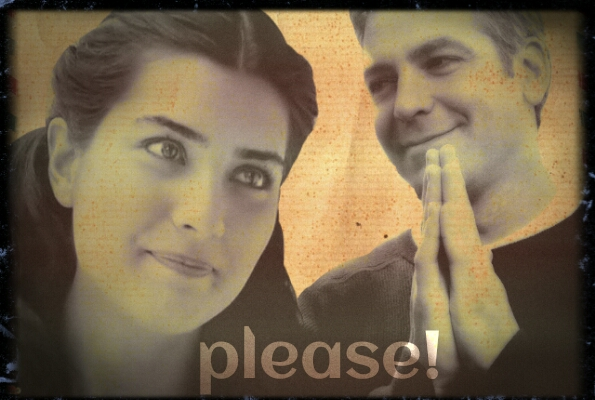 George Clooney and Tuba Buyukustun photshopped pictures - Page 17 Picsar18