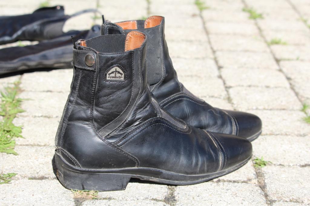 Boots et mini chaps veredus Img_5211