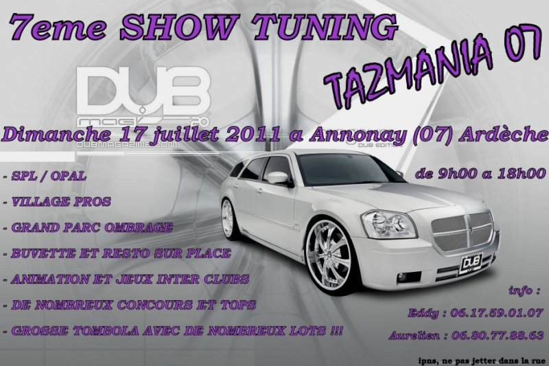 Juillet 2011 Tazman10