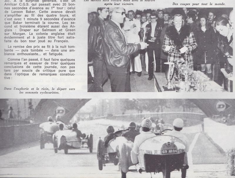 Coupes de l'Age d'or à Montlhéry - 1968, 69, 70 69-h10