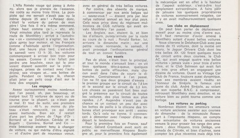 Coupes de l'Age d'or à Montlhéry - 1968, 69, 70 70-d10