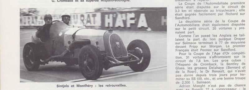 Coupes de l'Age d'or à Montlhéry - 1968, 69, 70 70-e10