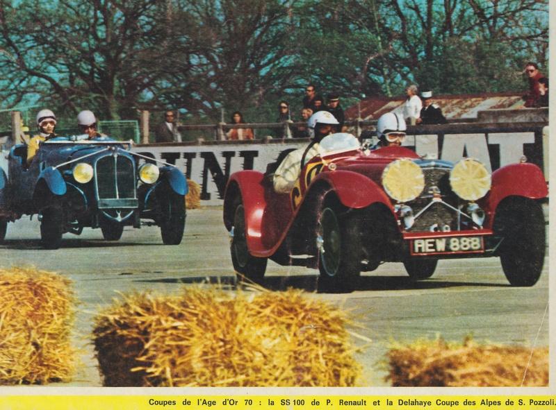 Coupes de l'Age d'or à Montlhéry - 1968, 69, 70 70-i10