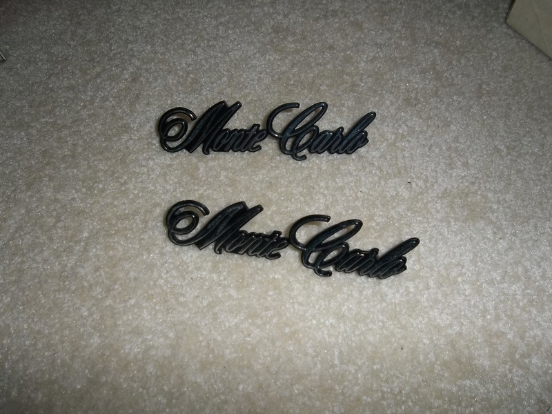 Extra Monte Carlo emblems and stuff...all prices are shipped...(lower 48 only) Ebay_118