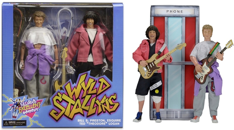 BILL & TED'S EXCELLENT ADVENTURE (Neca) 2016 Bill_011