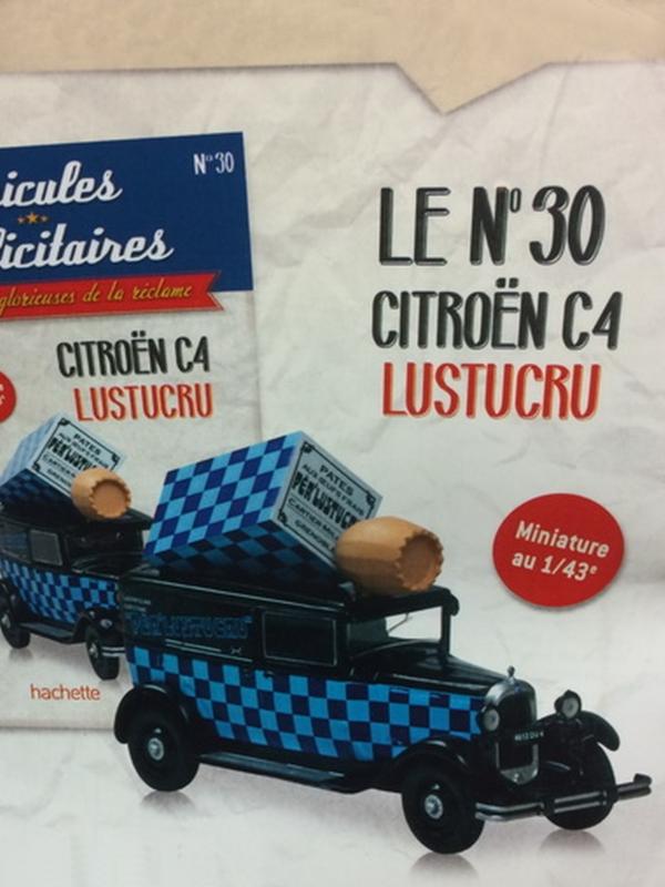2015 > NOUVEAU > Hachette Collections + AUTO PLUS > La fabuleuse histoire des véhicules publicitaires - Page 6 610