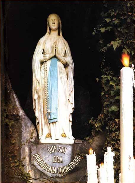 Notre Dame de Lourdes, priez pour nous. 16681610