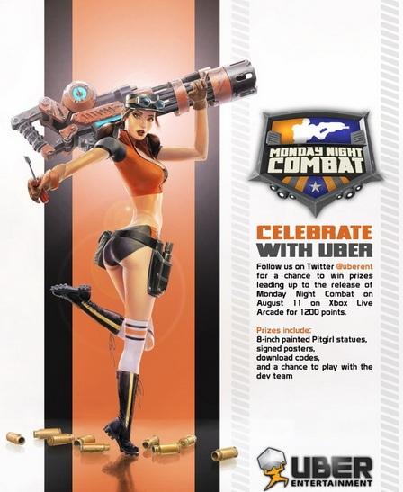 حصريا اوبديت لحل جميع مشاكل اللعبة الرائعة Monday Night Combat Update1 Crackfix SKIDROW  44674611