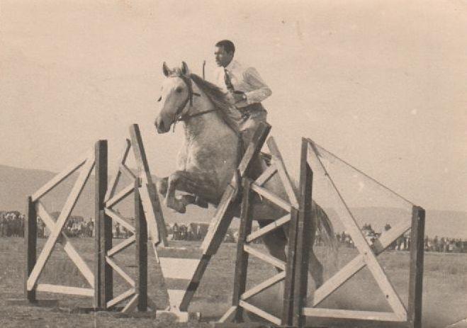 L'hippodrome d'Ain M'lila en 1964 Ain_m_21
