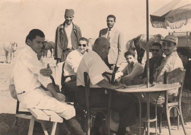 L'hippodrome d'Ain M'lila en 1964 Ain_m_22