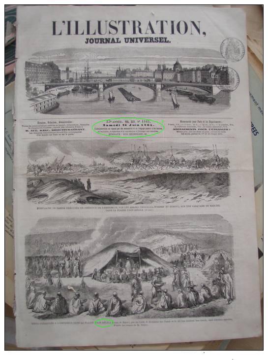 Ain M'lila sur un journal Français en 1865 Ain_m_24