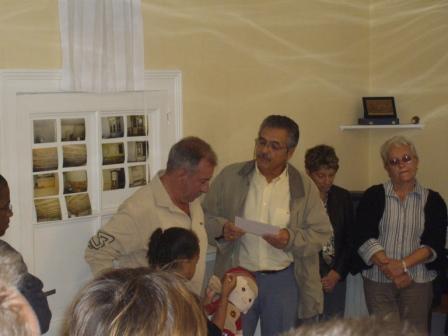 Inauguration de la salle Jacques Pienczykowski Imgp5916