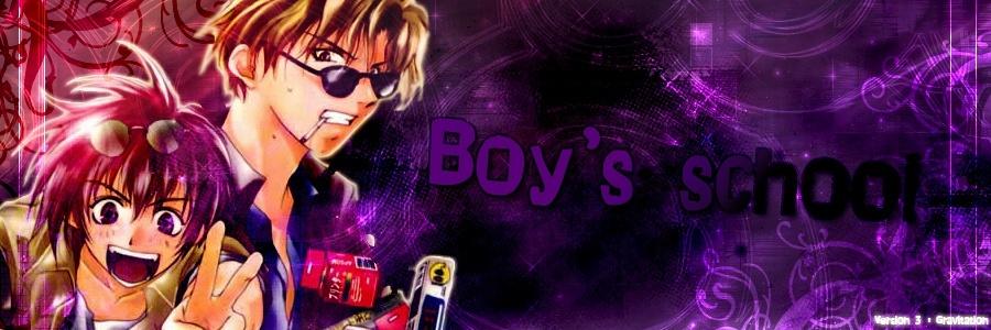 Boy's School