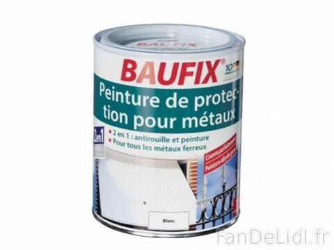 Recherche Pot Peinture Lidl Baufix Métaux