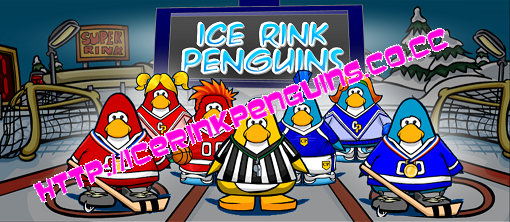 Ice Rink Penguins