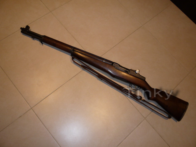 Le Fusil M-1 Garand P1030110
