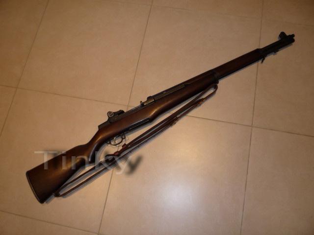 Le Fusil M-1 Garand P1030111