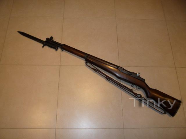 Le Fusil M-1 Garand P1030113
