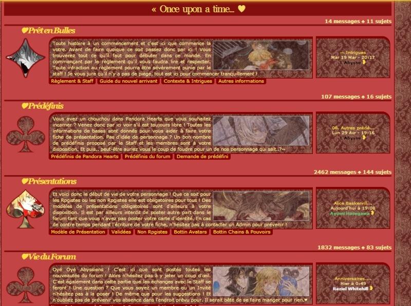 Archive du forum 212