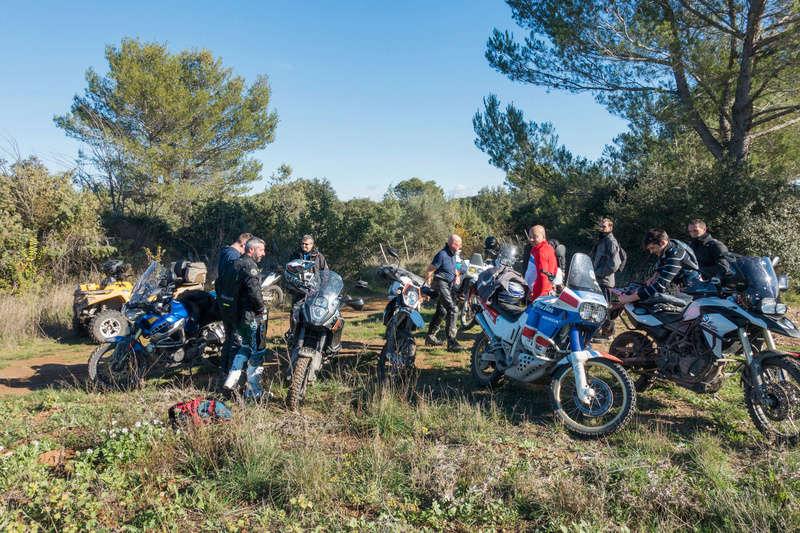 Sortie facile pour débutants le 6 novembre dans le Gard - Page 5 Dsc_0021