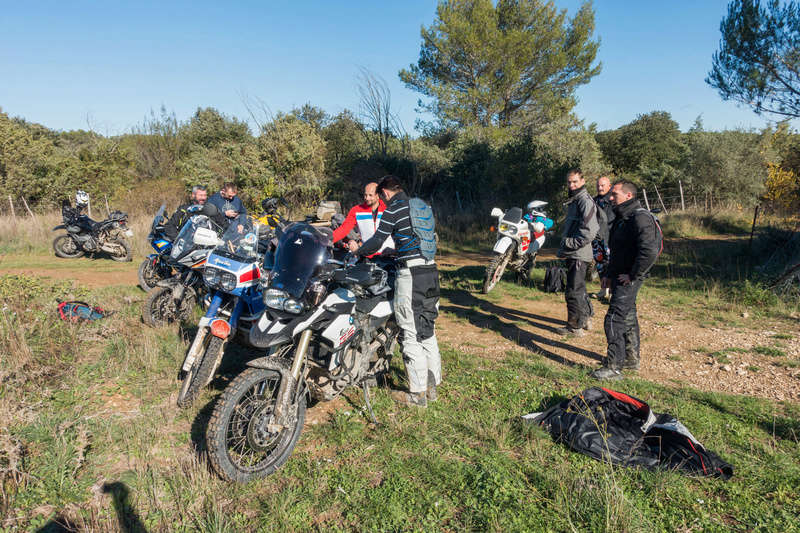 Sortie facile pour débutants le 6 novembre dans le Gard - Page 5 Dsc_0024