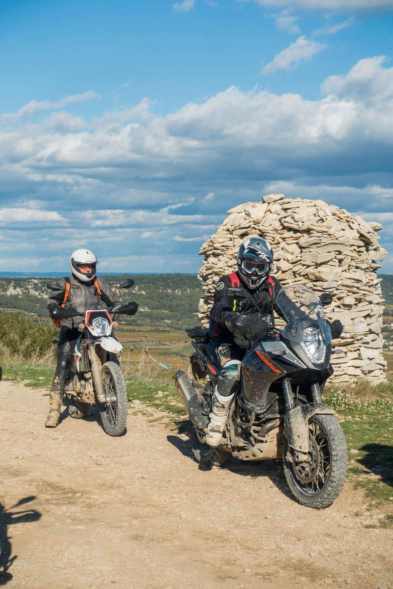 Sortie facile pour débutants le 6 novembre dans le Gard - Page 5 Dsc_0075