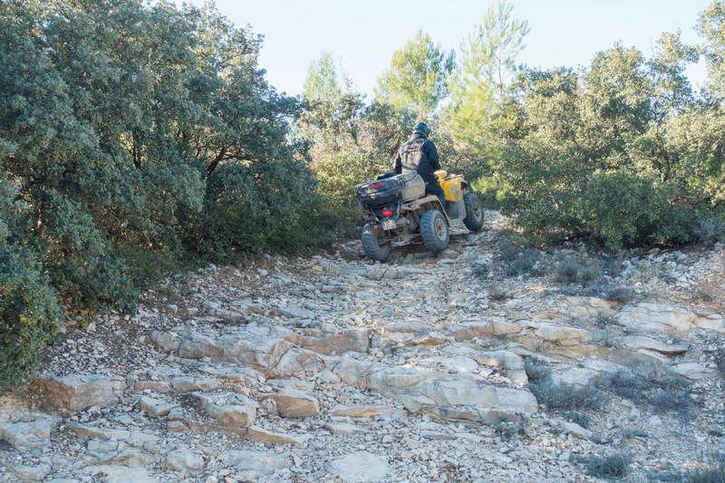 Sortie facile pour débutants le 6 novembre dans le Gard - Page 5 Dsc_0076