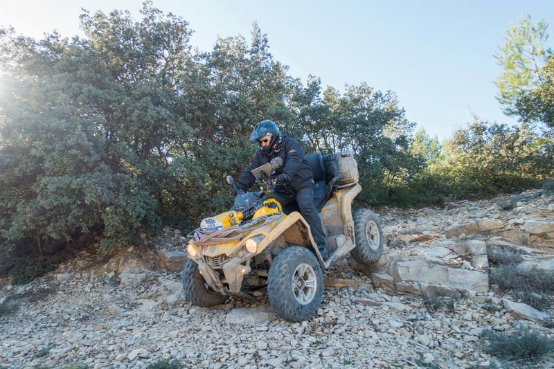 Sortie facile pour débutants le 6 novembre dans le Gard - Page 5 Dsc_0082