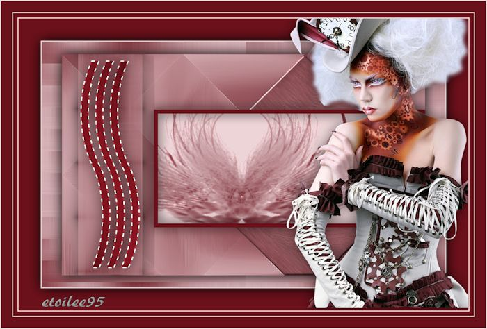 Femme Pendule(Psp) Image190