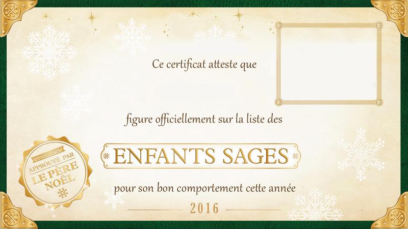Certificat pour Noël 5fanus12
