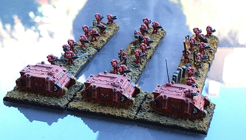 [CDA6] Bab - Blood Angels (3000pts) - EA  - Page 2 20170112