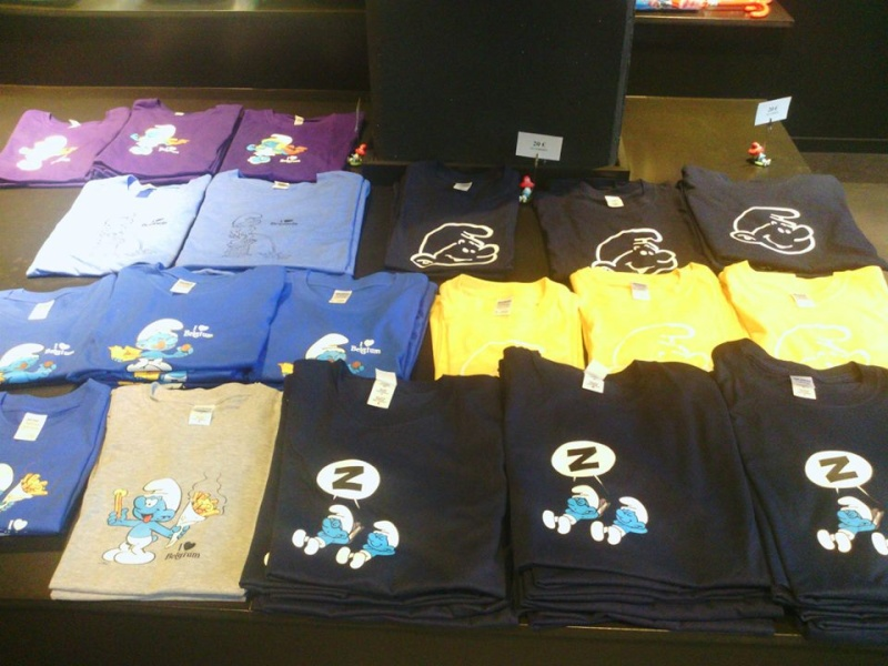 Smurf store (bruxelles) Store_30