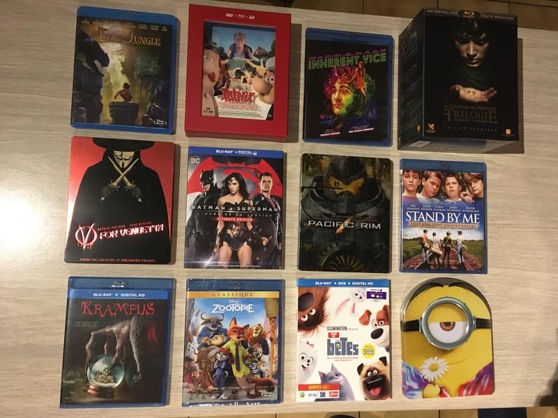 Les DVD et Blu Ray que vous venez d'acheter, que vous avez entre les mains - Page 2 Films10