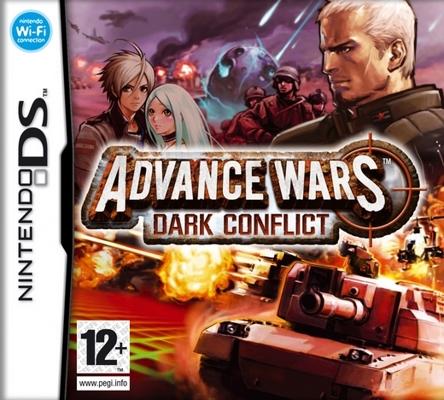 Advance Wars Dark conflict Advanc10
